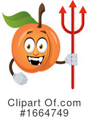 Apricot Clipart #1664749 by Morphart Creations