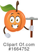 Apricot Clipart #1664752 by Morphart Creations