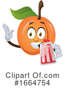 Apricot Clipart #1664754 by Morphart Creations