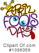 April Fools Clipart #1096359 by BNP Design Studio