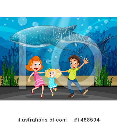Shark Clipart #1468594 by Graphics RF