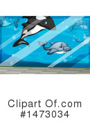Aquarium Clipart #1473034 by Graphics RF