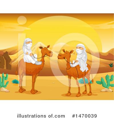 Camel Clipart #1470039 by Graphics RF