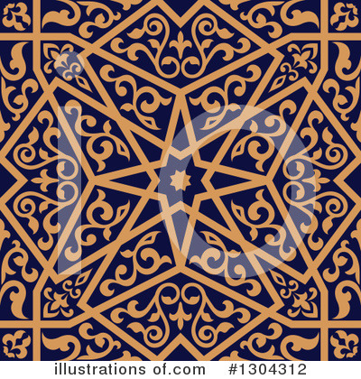Muslim Clipart #1304312 by Vector Tradition SM