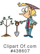 Royalty-Free (RF) Arbor Day Clipart Illustration #438607
