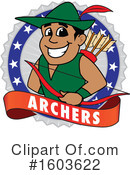 Archer Clipart #1603622 by Toons4Biz