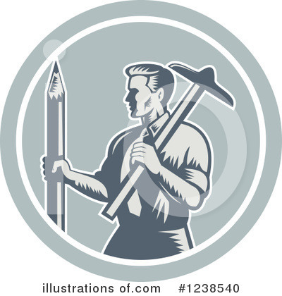 Architect Clipart #1238540 by patrimonio