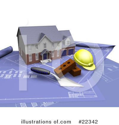 Architect Clipart #22342 by KJ Pargeter