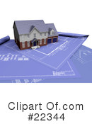 Royalty-Free (RF) Architect Clipart Illustration #22344