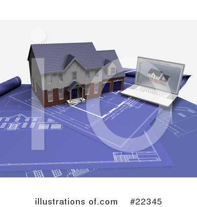 Architect Clipart #22345 by KJ Pargeter
