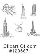 Architecture Clipart #1236871 by Vector Tradition SM