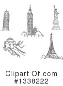 Architecture Clipart #1338222 by Vector Tradition SM