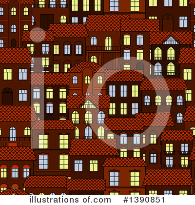 City Clipart #1390851 by Vector Tradition SM