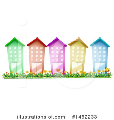 Buildings Clipart #1462233 by Graphics RF