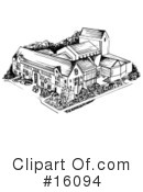 Architecture Clipart #16094 by Andy Nortnik