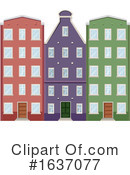 Architecture Clipart #1637077 by Graphics RF