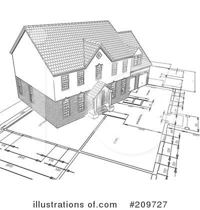 Architect Clipart #209727 by KJ Pargeter