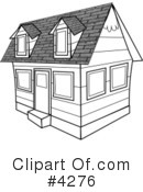 Architecture Clipart #4276 by djart