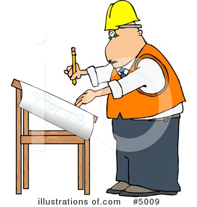 Builder Clipart #5009 by djart