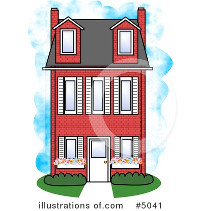 Architecture Clipart #5041 by djart