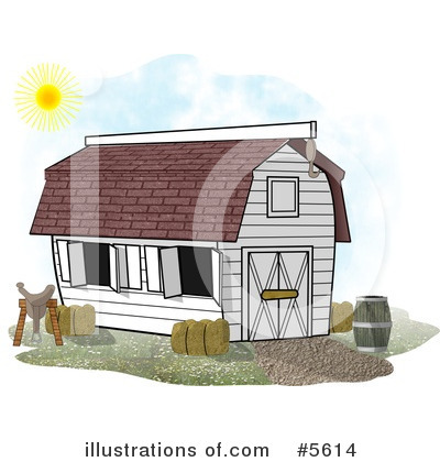 Architecture Clipart #5614 by djart
