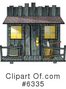 Royalty-Free (RF) architecture Clipart Illustration #6335