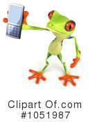 Argie Frog Clipart #1051987 by Julos