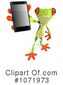Argie Frog Clipart #1071973 by Julos