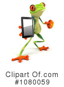 Argie Frog Clipart #1080059 by Julos