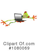 Argie Frog Clipart #1080069 by Julos