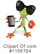 Argie Frog Clipart #1155724 by Julos