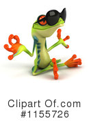 Argie Frog Clipart #1155726 by Julos