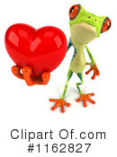 Royalty-Free (RF) Argie Frog Clipart Illustration #1162827