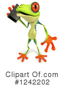 Argie Frog Clipart #1242202 by Julos