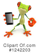 Argie Frog Clipart #1242203 by Julos
