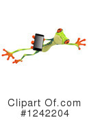 Argie Frog Clipart #1242204 by Julos
