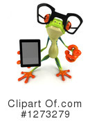 Argie Frog Clipart #1273279 by Julos