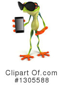 Argie Frog Clipart #1305588 by Julos
