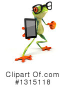 Royalty-Free (RF) Argie Frog Clipart Illustration #1315118