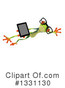 Royalty-Free (RF) Argie Frog Clipart Illustration #1331130