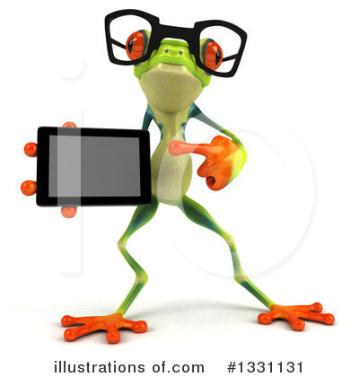 Argie Frog Clipart #1331131 by Julos