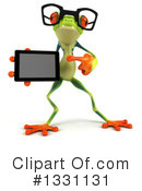 Royalty-Free (RF) Argie Frog Clipart Illustration #1331131