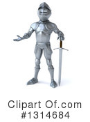 Armored Knight Clipart #1314684 by Julos