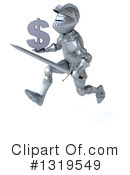 Armored Knight Clipart #1319549 by Julos