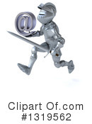Armored Knight Clipart #1319562 by Julos