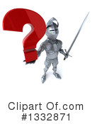 Armored Knight Clipart #1332871 by Julos