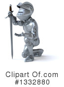 Armored Knight Clipart #1332880 by Julos