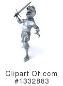Armored Knight Clipart #1332883 by Julos