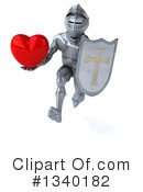 Armored Knight Clipart #1340182 by Julos