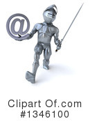 Armored Knight Clipart #1346100 by Julos